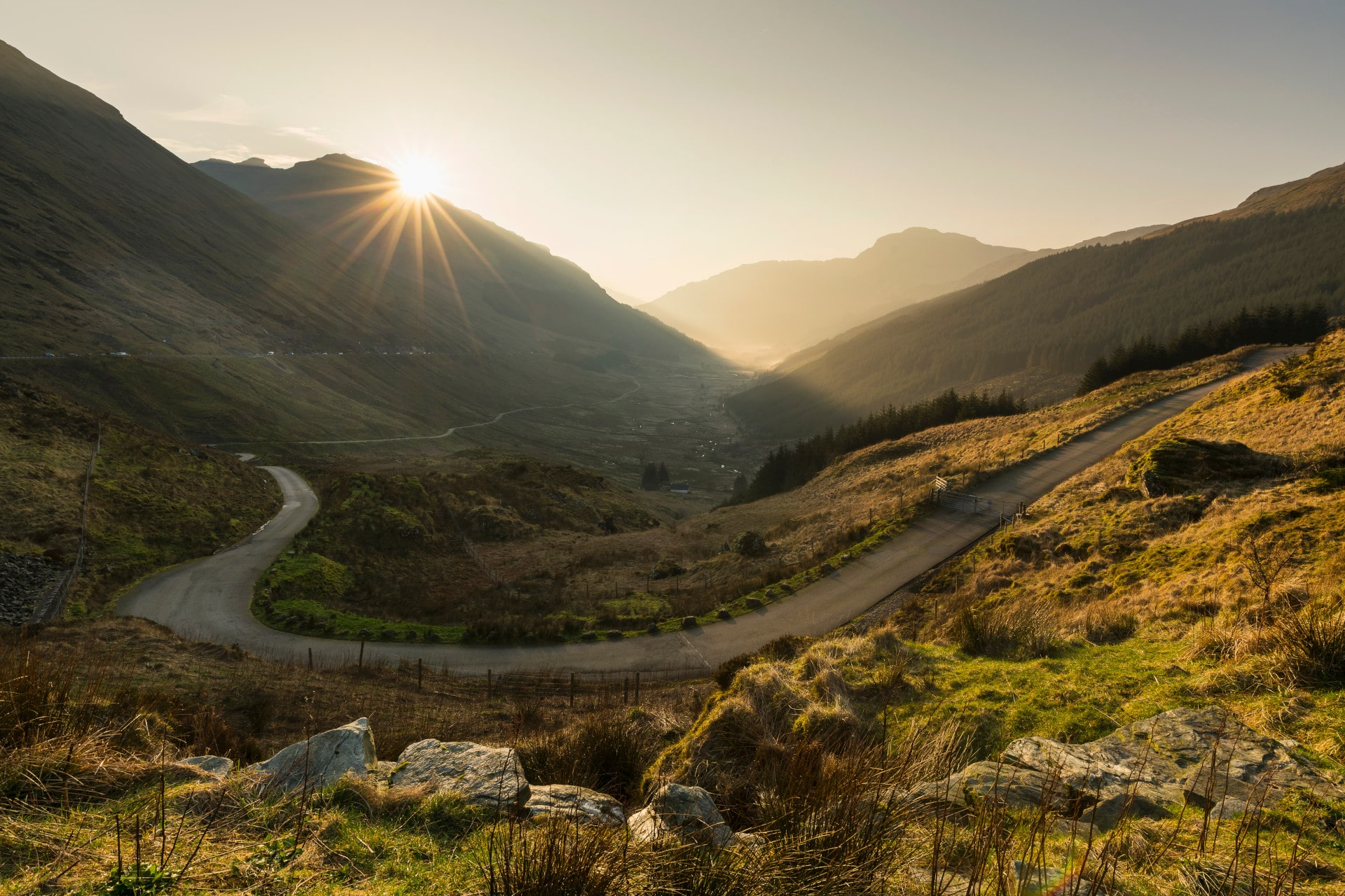 Rest And Be Thankful: Image credit Visit Scotland / Kenny Lam