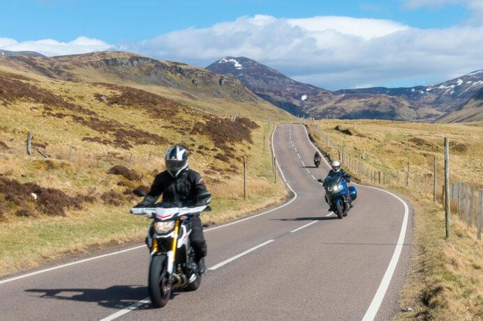 Spittal of Glenshee: Image credit Visit Scotland / Kenny Lam