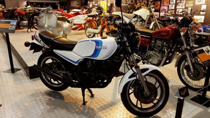 Adventure Motorcycling History: Yamaha RD350LC