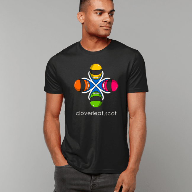 Cloverleaf Logo Unisex T-Shirt