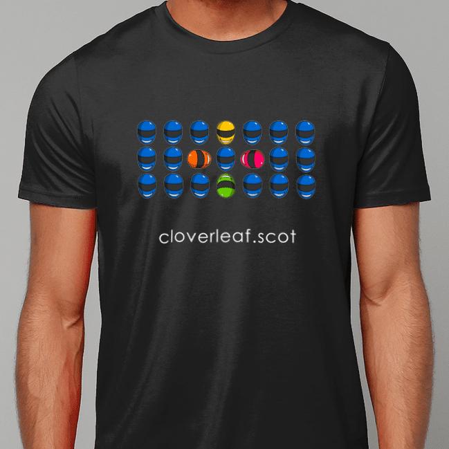 Cloverleaf Helmets Garment Design