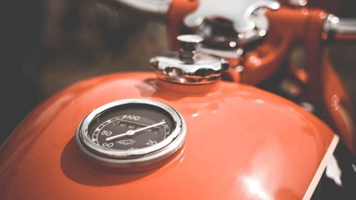 Motorbike Fuel Tank For Petrol