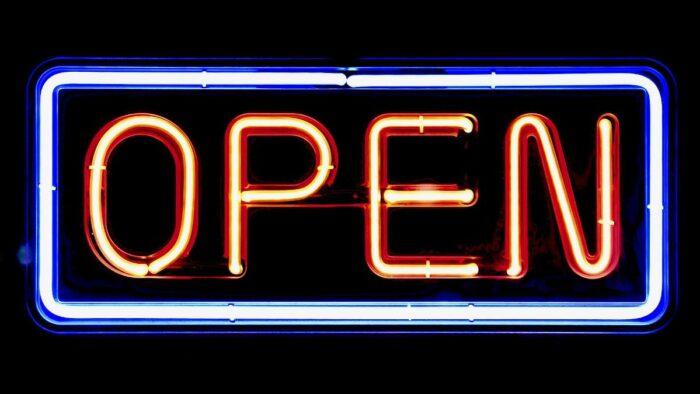 The Crieff Cloverleaf Is Open
