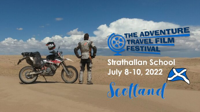 The Adventure Travel Film Festival, Scotland 2022