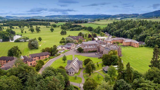Strathearn School, home of the Adventure Travel Film Festival in Scotland