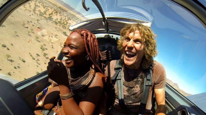 Adventure Travel Film Festival Scotland - Wild Landings