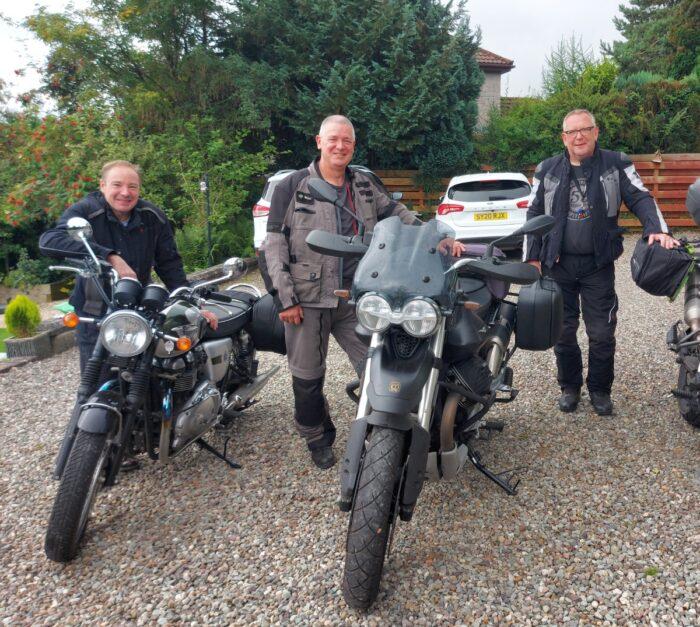Guy, Brian And Reg